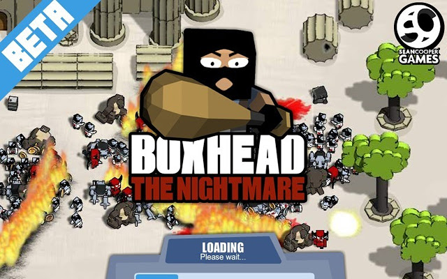 boxhead image of the game